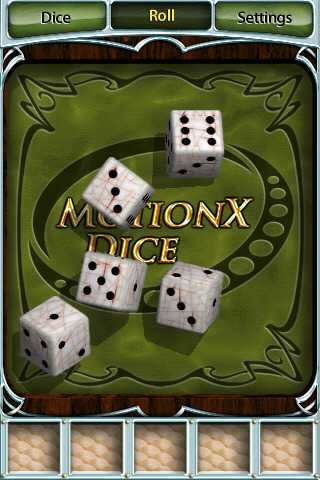 motionxdice